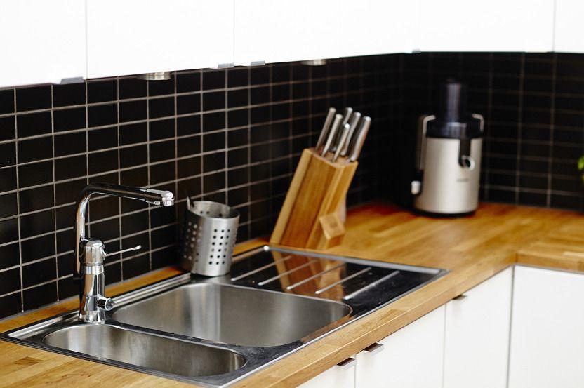 Encimeras de cocina de madera, cuidados, mentiras y verdades