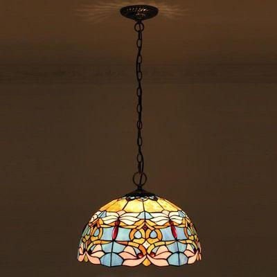 Sunset Beach Tiffany Pendant Lamp