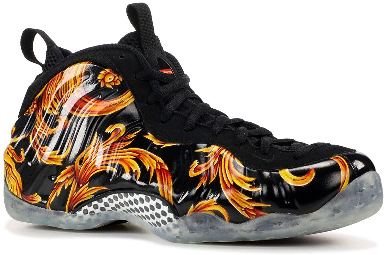 Nike Air Foamposite One Releasing In Reflective Mini Swoosh?