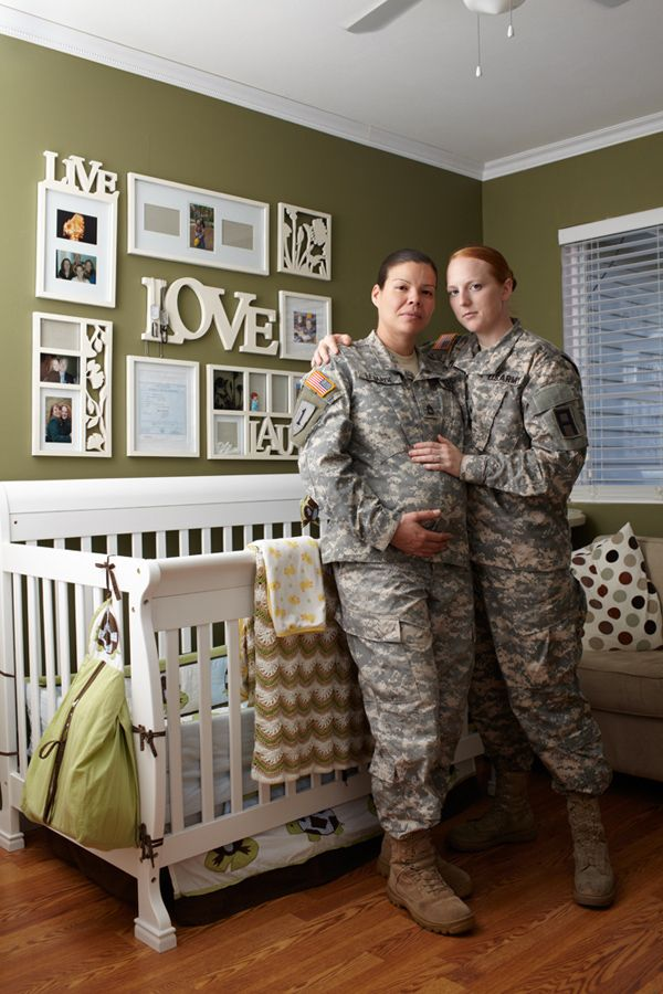same sex marriage in the us army in Omaha