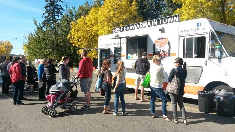 Dedo's food truck