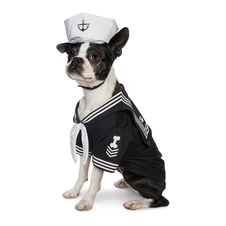 Petco Halloween Sailor Dog Costume Dog Costumes Dog Costume
