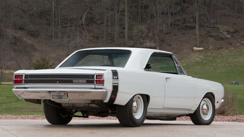 1969 Dodge Dart Gts M Code 440 Hot Rods Cars Muscle Dodge Dart