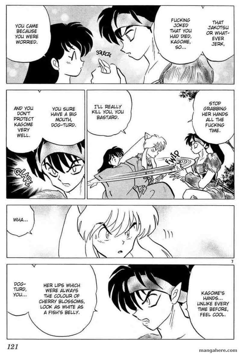 InuYasha 245 Page 7