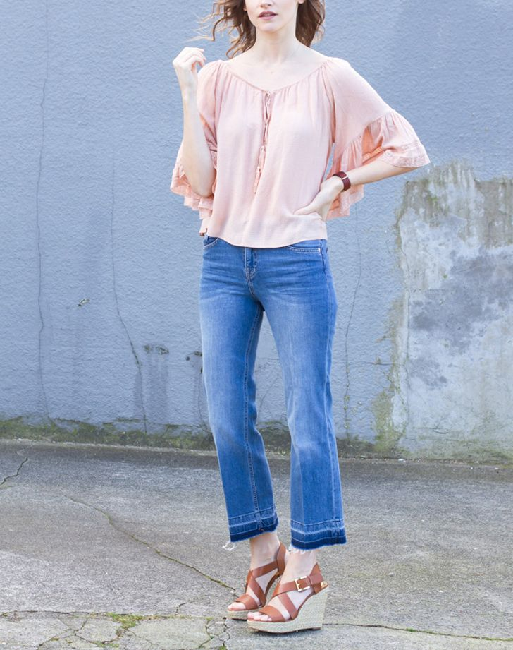 8c3a8ff26f8de6 The Most Flattering Jeans for Your Body Type   Fashion   Fashion ...