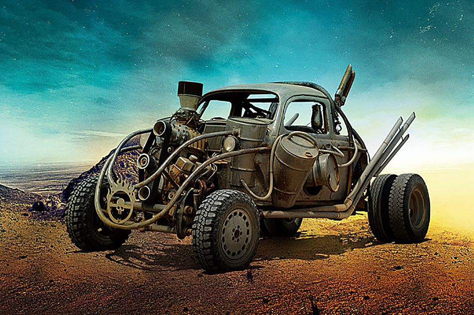 08040132 photo diaporama top 10 des voitures post apocalyptiques de mad max fury road. Black Bedroom Furniture Sets. Home Design Ideas