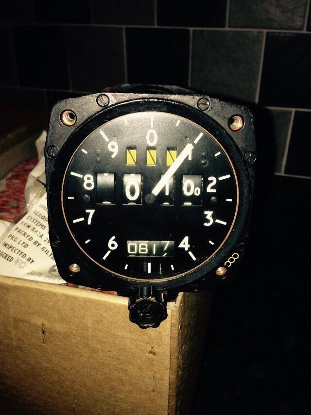 Altimeter MK22F | eBay