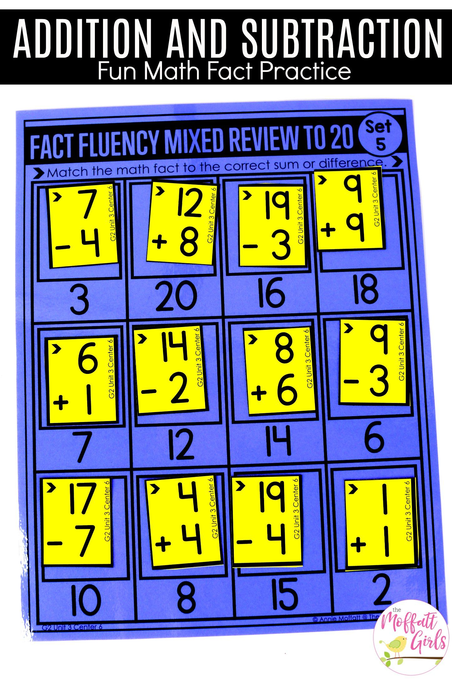 Addition And Subtraction Fluency Up To 100 For 2nd Grade Addition And Subtraction Math Fact Practice Subtraction [ 2172 x 1448 Pixel ]
