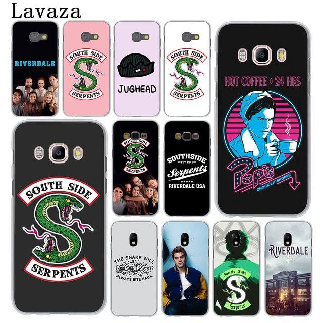 302d90e613 Lavaza Riverdale South Side Serpents Phone Case for Samsung Galaxy J7 J3 J2  J1 J5 2015 2016 J7 Prime J5 2017 EU Version Cover Review