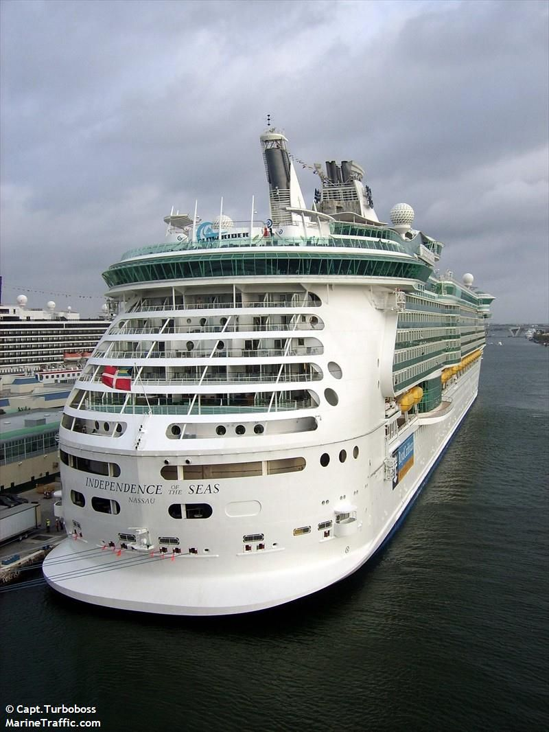 Picture Of Independence Of The Seas Ais Marine Traffic Cruise