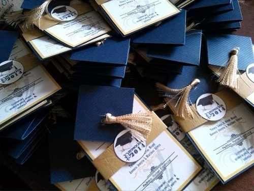 invitaciones graduacin 16 ms