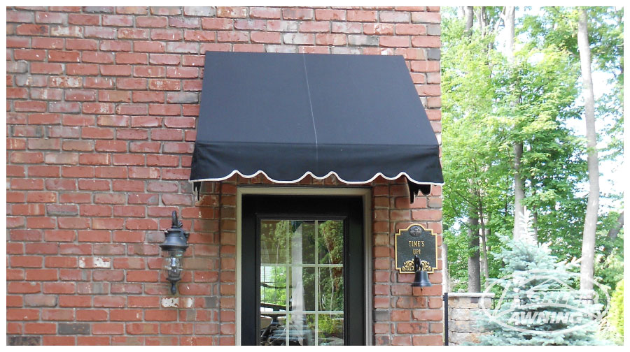 Door And Window Awnings Kohler Awning In 2020 Window Awnings Residential Awnings Awning