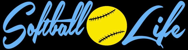 Softball Decal Softball Decals Softball Life Vinyl Decal Stickers