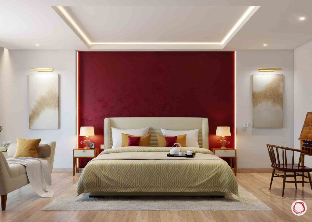 Wall Painting Ideas To Demarcate Space Within A Home Asian Paints Colours Asian Paints Colour Shades Interior Wall Colors Latest bedroom paint colors shades