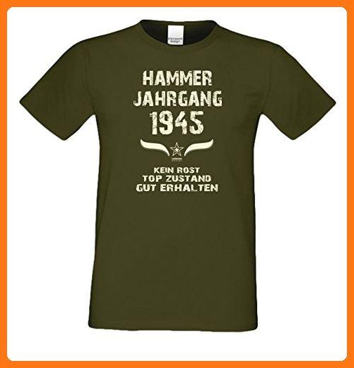 Geburtstag :-: Herren Geburtstags T-Shirt mit