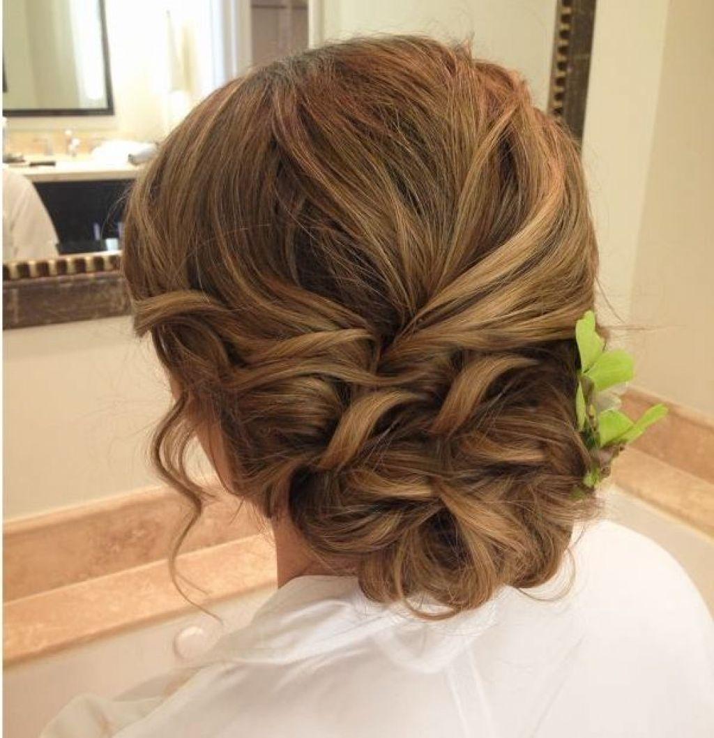 messy braid bun for prom hairstyles pinterest | formal hair