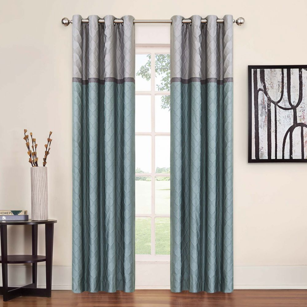 Eclipse Arno Thermalayer Blackout Curtain Kohls Online Only 95 Blue And Gray Also Have 2800 On Sale