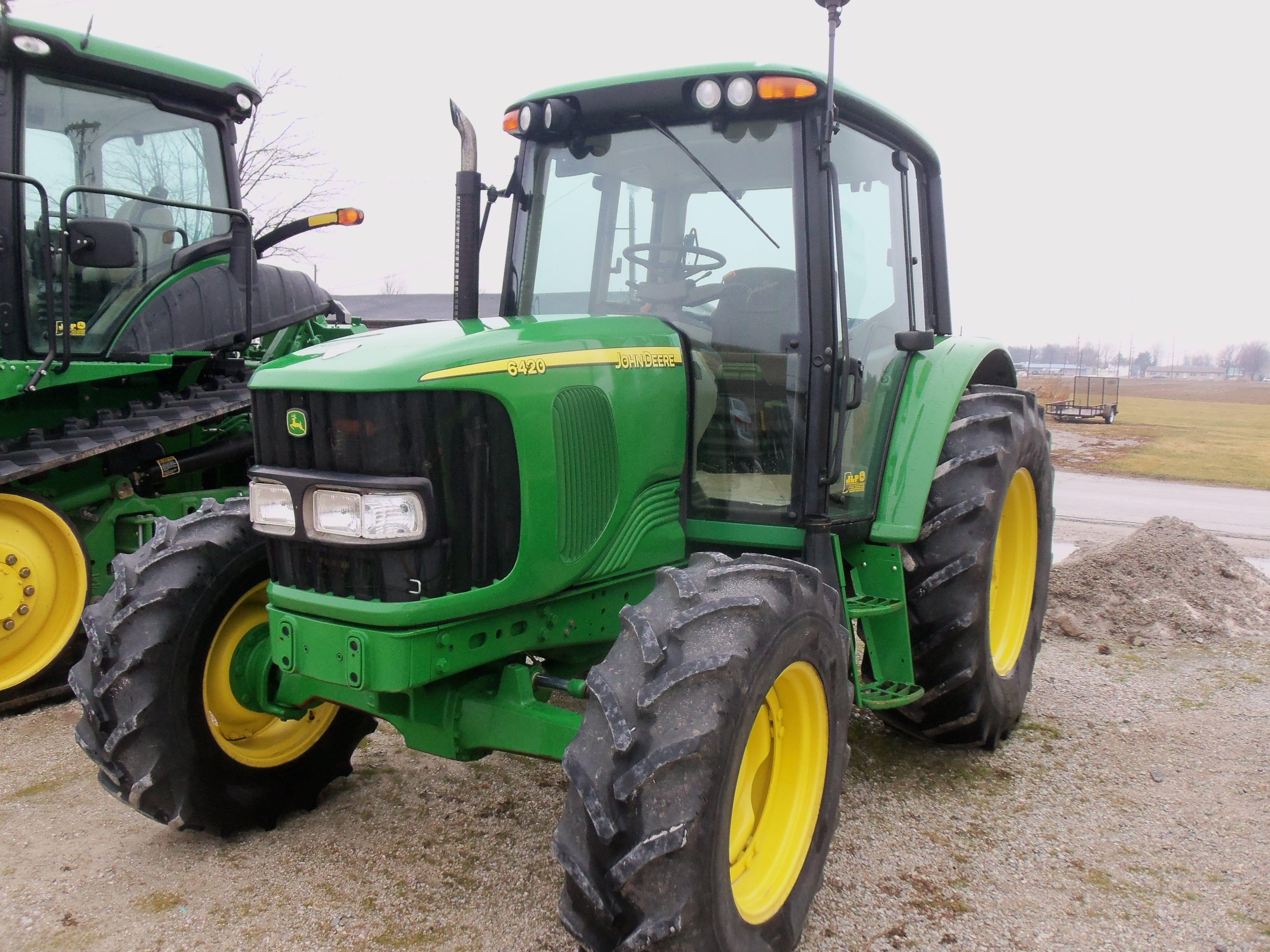Front Tractor Fenders Ls Tractor : Hp john deere would look better if it had front
