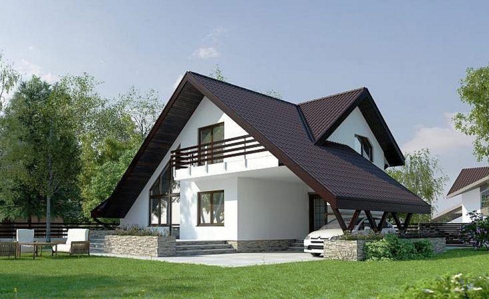 Proiecte de case cu trei dormitoare