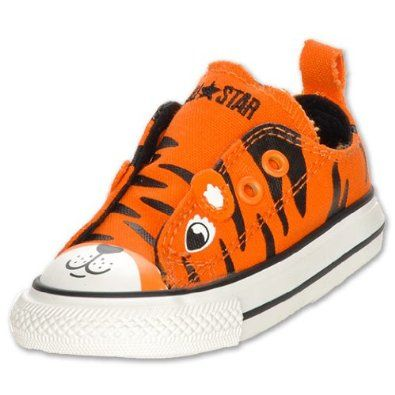 f0de0905caaf Converse Simple Slip Infant Tiger Shoes. Adorable. Just  20 at Premium Kids  in Rice Village.