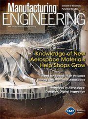 March 2012 issue. www.MfgEngMedia.com