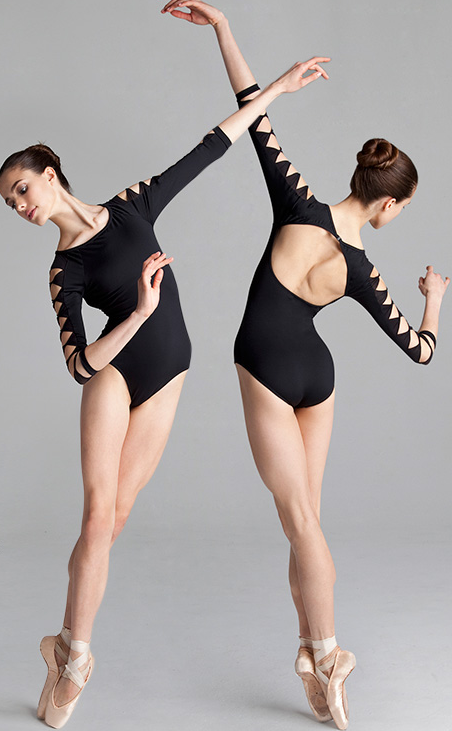 3ef2f042d I m crazy about the sleeves. I love long sleeve leos. They can get ...