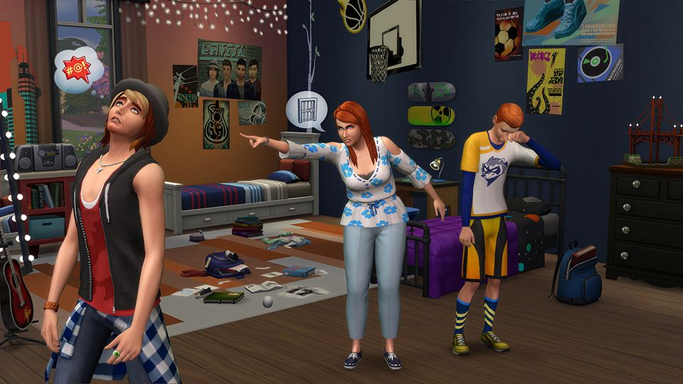 Become a Better Sim Parent with The Sims 4 Parenthood Game Pack