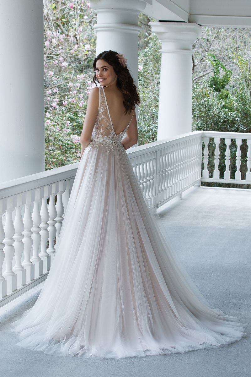Luxury Segunda Mano Vestido De Novia Festooning - All Wedding ...
