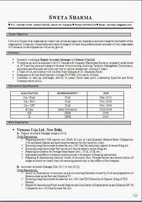 best resume design Sample Template Example of Excellent Curriculum ...
