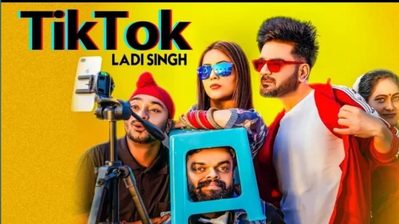 Tik tok New Punjabi Song 2019 | Romantic song | New music albums