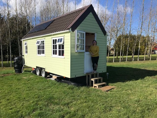 Pin By Shedworking On Themicrolife Tiny House Movement