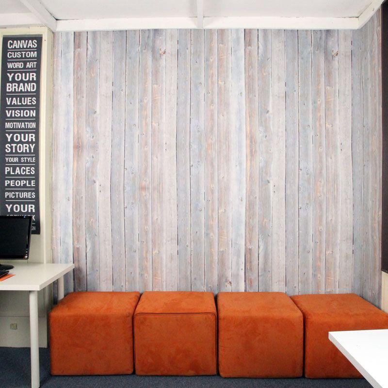 Wallpaper that resticks- no glue – perfect for self install! | 9 to 5 | Plan wallpaper, Design ...
