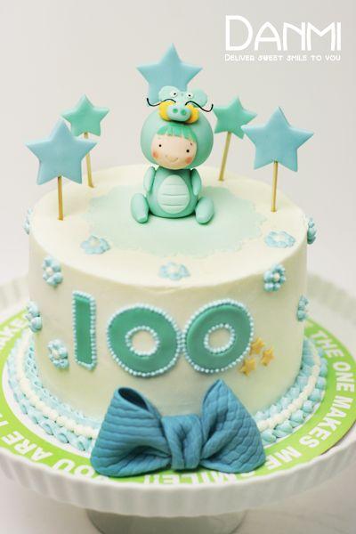 100 Day Baekil Cake