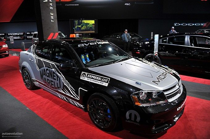 Nyias 2011 Mopar Dodge Avenger Rally Car Live Photos Dodge Avenger Mopar Rally Car