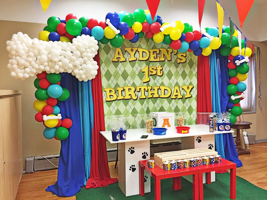 Poparazzi Balloons Event Space On Instagram Puppy Dog Pals