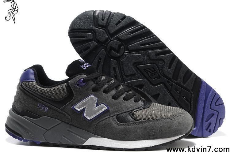 New Balance NB ML999GP Seal dark Grey Purple For Men shoes Shoes Shop