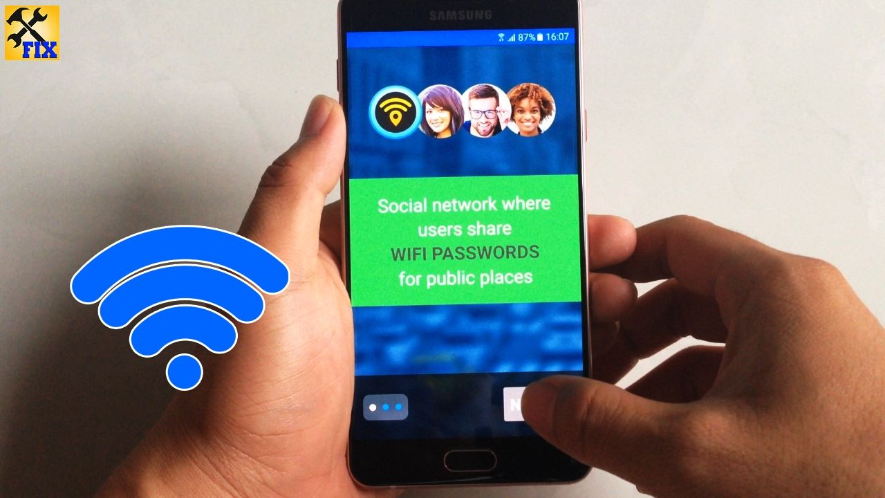 How to use someones wifi free without password sim