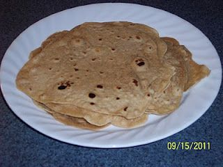 tortillas...I've been wanting to start making my own.