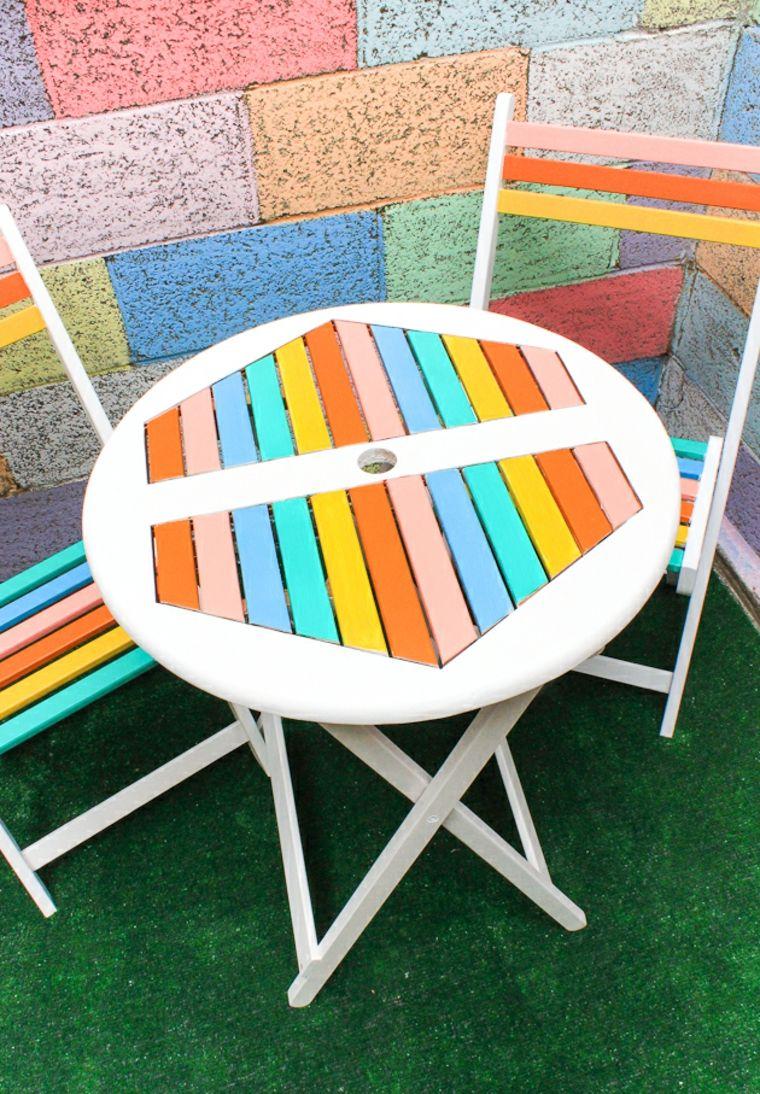 Muebles de jardín de bricolaje para todos los gustos | Muebles de ...