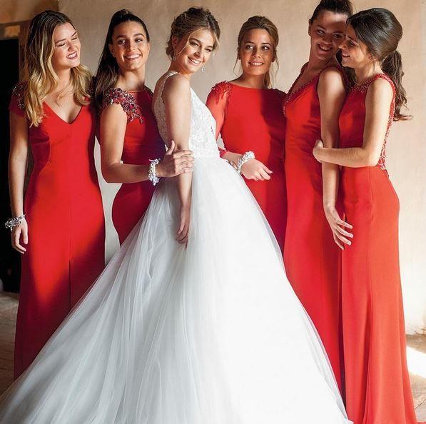 los detalles de la boda de risto mejide y laura escanes | rosa clará
