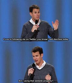 Pin By Felicita Boom On Comedy At It S Best Daniel Tosh Laughed Until We Cried Jokes Quotes