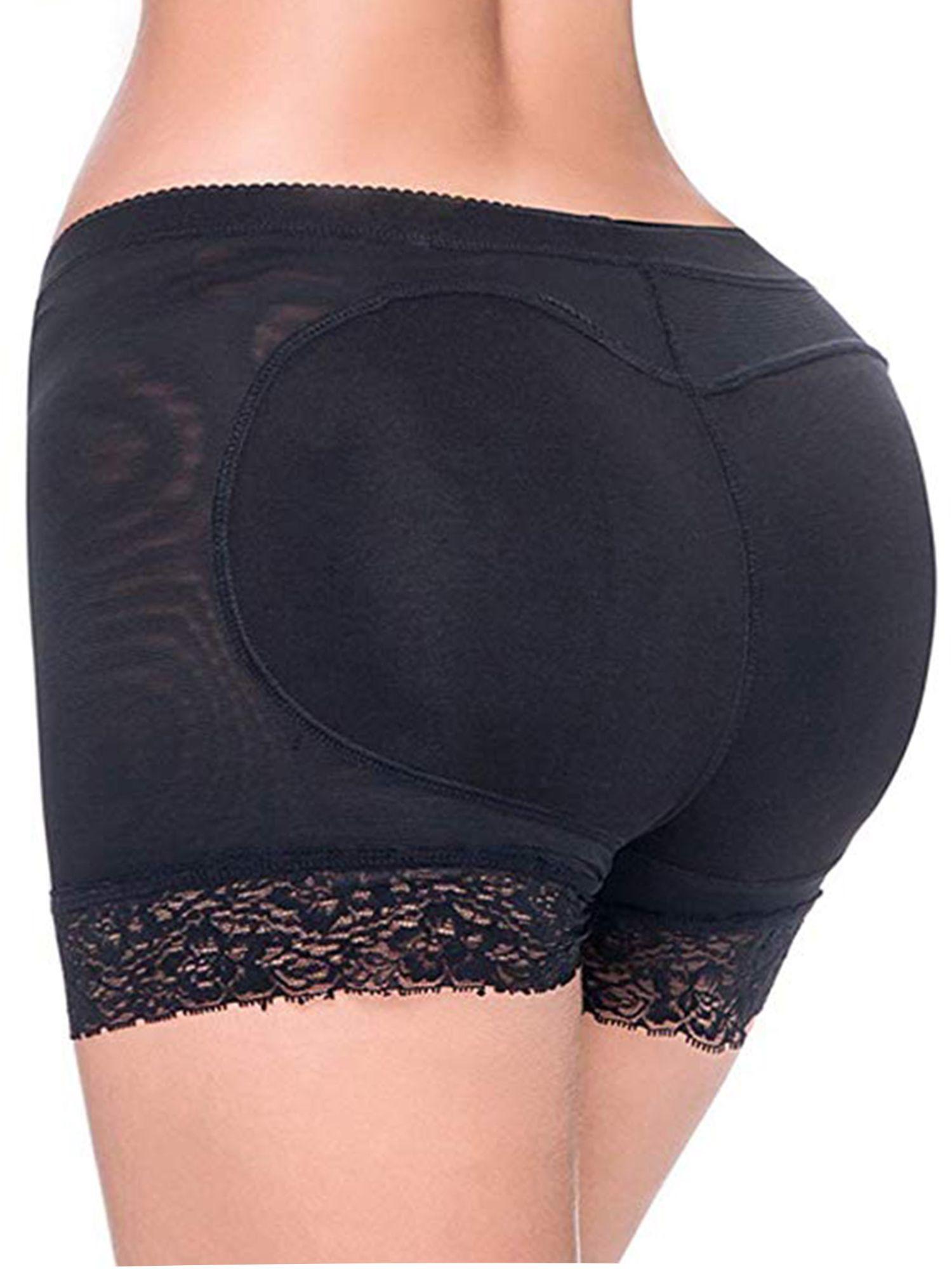b5840c866673 SAYFUT Womens Seamless Butt Lifter Panties Padded Removable Butt Pad Lace  Panties Enhancer Underwear Shapewear #