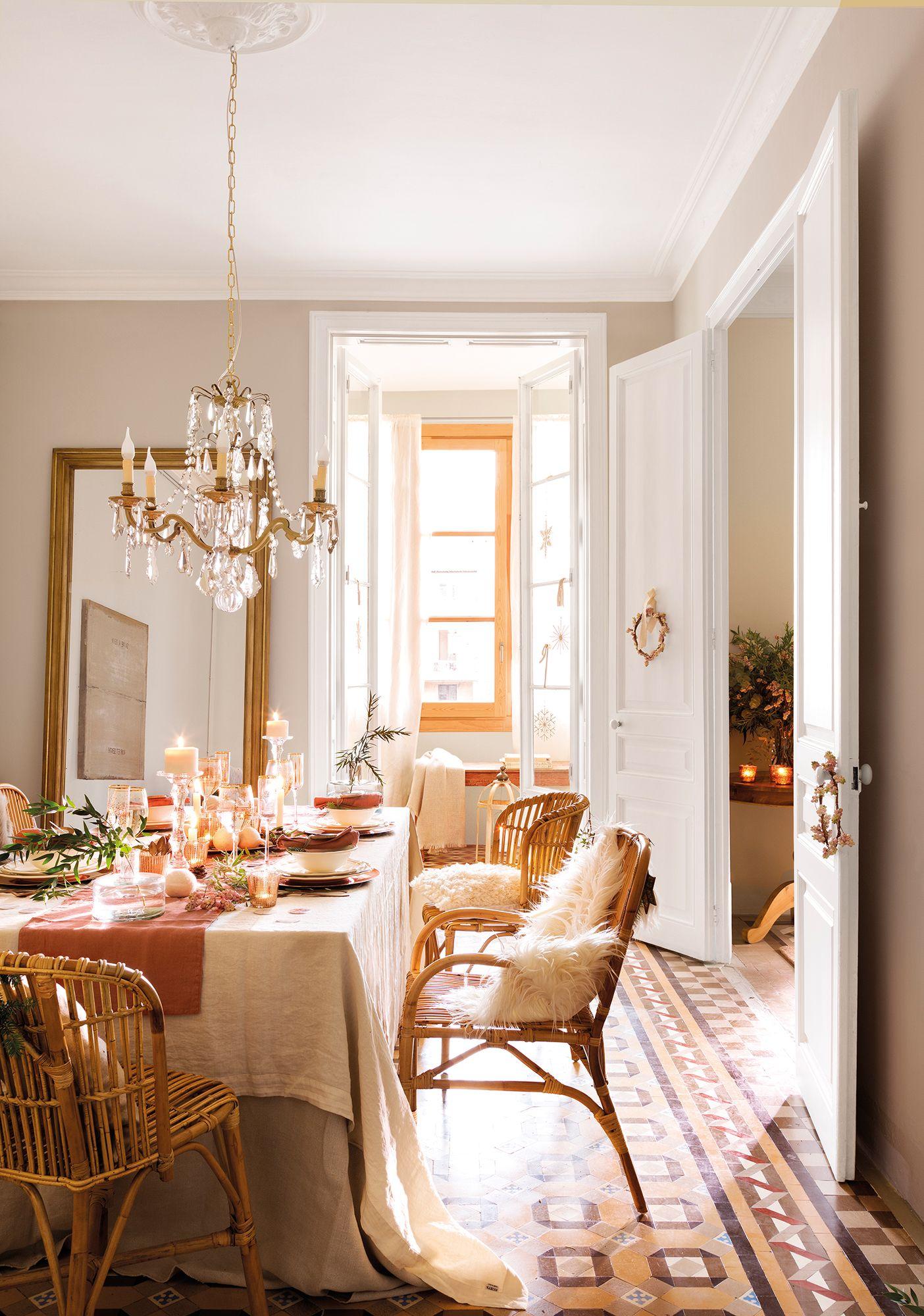 Comedor decorado de fiesta_ 00444850b | Comedores, Estilistas y ...