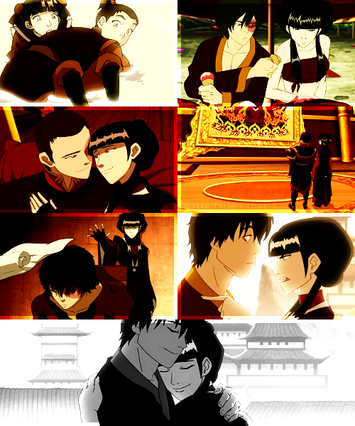 The Last Airbender Team Avatar: Mai And Zuko Relationship Ups And Downs