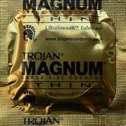 Trojan Magnum Bareskin Magnum Bareskin Condoms Magnum
