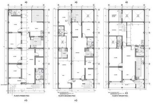 Planos arquitect nicos hidr ulicos y electricos en puebla for Pdf planos arquitectonicos