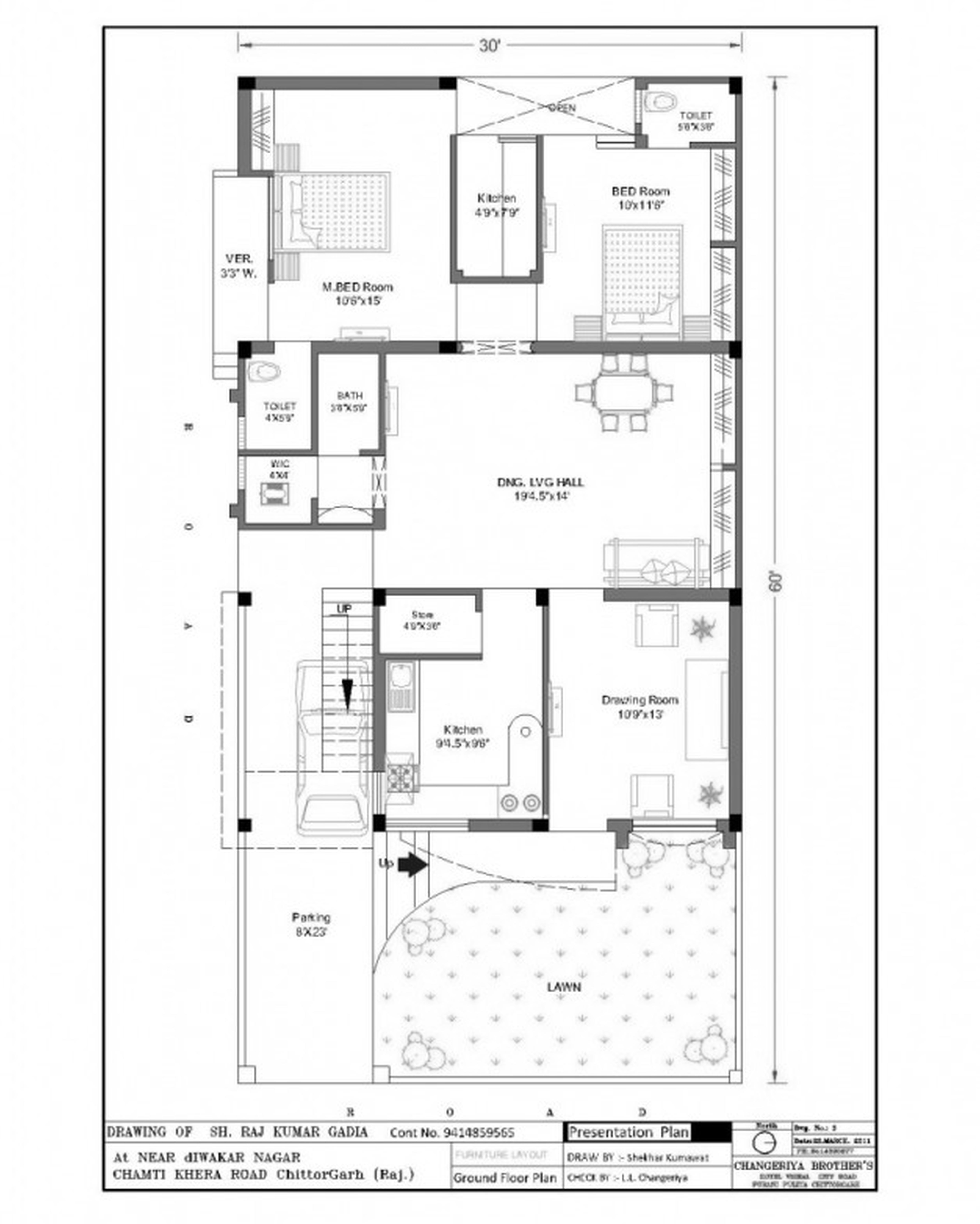 Architect design of house in india House design ideas