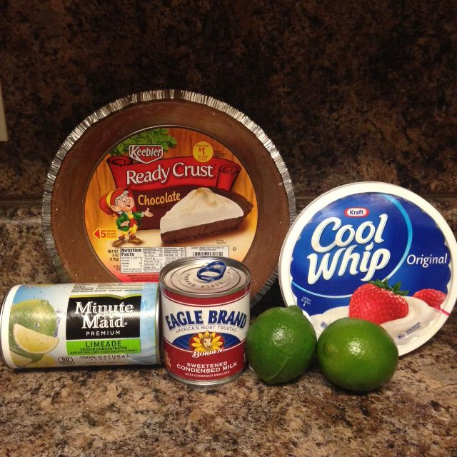 The Southern Belles Icebox Key Lime Pie Recipe