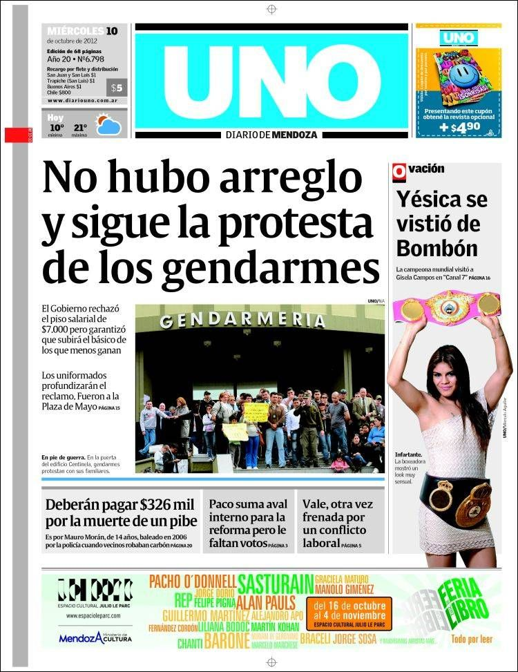 Slang in the News | GENDARME #Argentina | Militar encargado de las fronteras #SpanishSlang