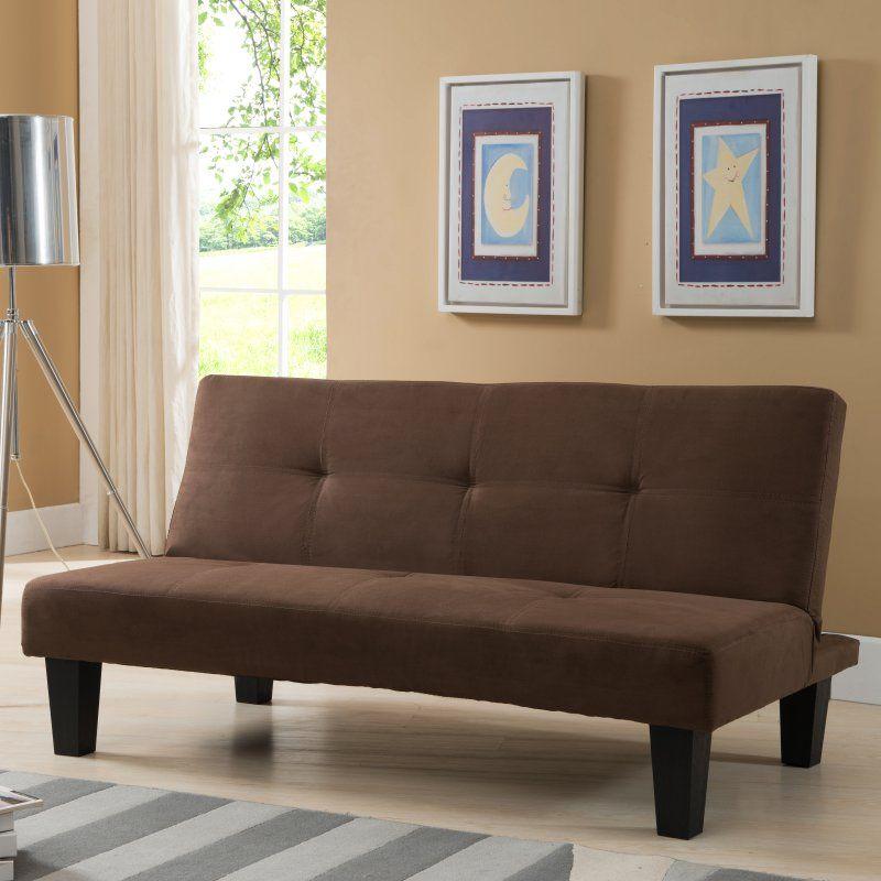 Astounding K B Furniture Camilla Klik Klak Convertible Sofa Chocolate Bralicious Painted Fabric Chair Ideas Braliciousco